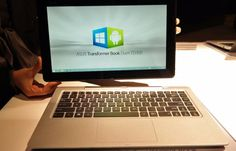 Transformer Book Duet: Windows and Android for $599