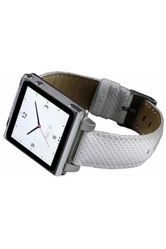 Hex Hex Vision Leather Watch Band for iPod nano touch 6g