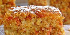 Mrkvin kolač  — Coolinarika