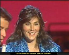 Laura 1985, American Bandstand