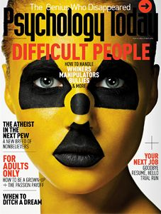 May 2012 | Psychology Today