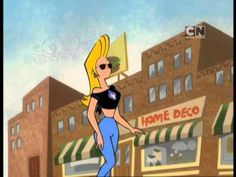 Johnny Bravo - Witch-ay Woman (Preview) or that time Johnny Bravo illustrated how harassment is wrong