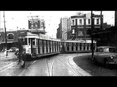 TRAMS IN SYDNEY AUSTRALIA - YouTube
