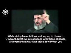 لا تخسروا حسين زمانكم
