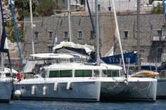 #Crucero por las islas griegas en catamarán... #impresionante