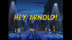 Hey Arnold Nicktoon Blast