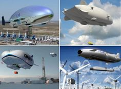 NASA - Welcome to Cargo Airships for Northern Operations Home Page | Cargo Airships