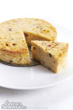 kartupeļu kūka