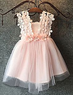 Buy Cute Pink Tulle Bow Lace Beads Cap Sleeve Flower Girl Dresses, Wedding Party Dress in uk. Find the perfect flower girl dresses at jolilis. Our flower girl dresses come in a variety of styles & colors including lace, tulle, purple & gold Pink Flower Girl Dresses, Lace Flower Girls, Baby Girl Dresses, Baby Dress, The Dress, Cute Dresses, Girl Outfits, Dress Red, Dress Girl