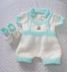 Dungarees set from my own pattern design