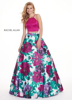 0e963a06cd17 Designers at Rachel Allan are fully aware of the sentiments that every girl  associates with wearing a designer dress, hence whenever they sit down to  design ...
