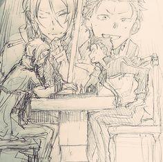 Getting Over A Crush, Re Zero, Anime Artwork, Light Novel, Fujoshi, Cute Guys, Subaru, Manhwa, Art Reference