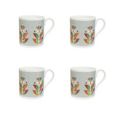 Pebble Flowerpop Mug - Set