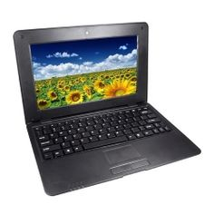 """Newest 10/"""" inch Mini LAPTOP Netbook Android Computer Notebook Wifi  Camera mouse"""