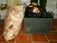 Noticias de Cúcuta: Detenidos dos hombres con 204 kilos de carnes insa...