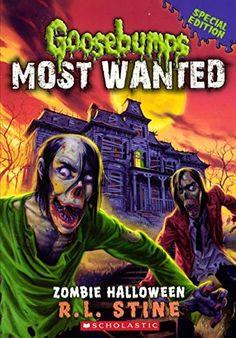 Zombie Halloween (Turtleback School & Library Binding Edition) (Goosebumps: Most Wanted) @ niftywarehouse.com #NiftyWarehouse #Zombie #Horror #Zombies #Halloween