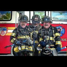 FEATURED POST   @jmccarthy298 -  Today We Remember  15 years ago today John Downing Harry Ford and Brian Fahey entered an unknown fate. Earlier that day John Downing and Ladder 163 responded to that faithful hardware store. However Rescue 4 had been dispatched to another fire but then after being cancelled they responded to the hardware store. These three men weren't any different because they went right into the shit storm with their fella brothers. Soon after entering the building there…