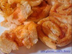 Girelle senza glutine ( merenda salata)