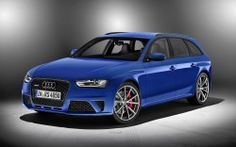 Audi RS 4 Avant Nogaro Selection – Hommage an RS2