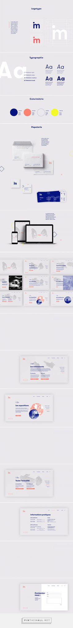 MUSÉE DE LA MAGIE on Behance... - a grouped images picture - Pin Them All