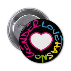 Love has no Gender Buttons
