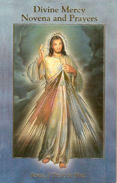 Divine Mercy Novena Booklet