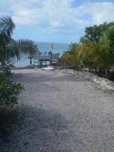 Bonefish Lodge dock 1