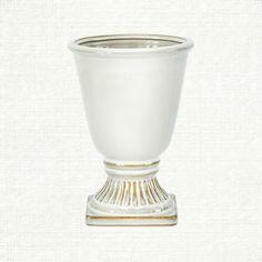 PURCHASED--3 Arhaus White Mini Vases. On Sale $8.00 each