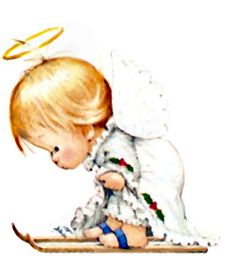 angelitos dibujos infantiles