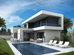 Villa independiente en La Marina Modelo Remée Alicante Costa Blanca | 3 Habitaciones | 3WC