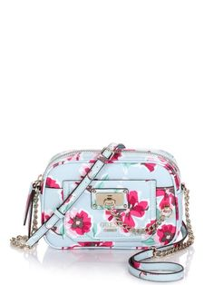 Forget Me Not Crossbody Camera Floral Bag