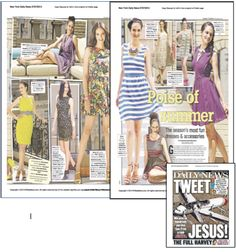 Check out Foreign Exchange Clothing in the July 7, 2013 issue of the New York Daily News!