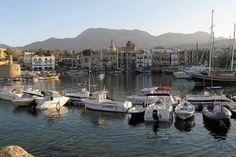 Kyrenia Harbour, Northern Cyprus