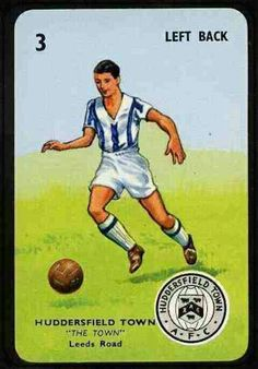 Huddersfield Town card in Huddersfield Town Fc, Laws Of The Game, Football Stickers, Association Football, Most Popular Sports, World History, Fifa, World Cup, Soccer
