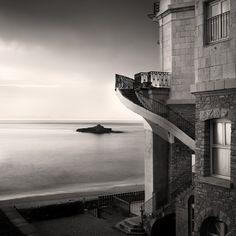 Biarritz plage de Miramar : villa Bégonia