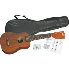 I've decided I'm going to learn how to play the ukulele!