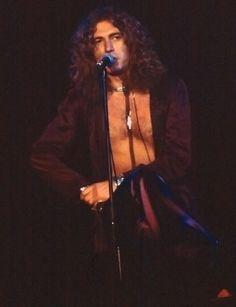 Robert Plant ~ Acoustic Medley  1977