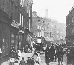 Seven Dials in the 1890s