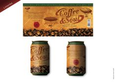 Coffee & Soul Concepts on Packaging of the World - Creative Package Design Gallery