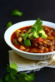 Slow Cooked Chili by thetalkingkitchen