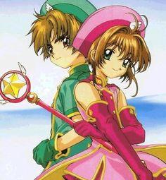 card captors sakura and li kiss me - Pesquisa Google
