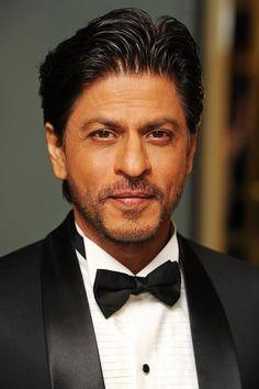 Shah Rukh Khan (SRK) - King of Bollywood. Born on: 2 November 1965 -
