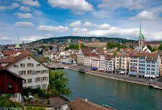 Zurich, Switzerland. Beautiful!