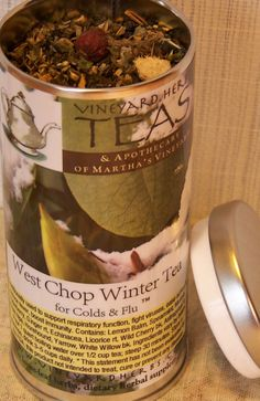 winter immunity tea