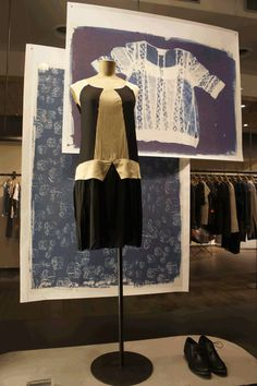 """Cotelac,""""our Blue Print in fashion design"""", pinned by Ton van der Veer"""
