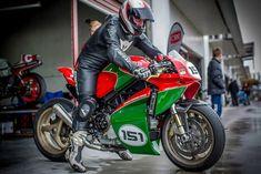 Ducati Monster S4R MH Tribute
