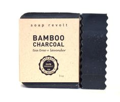 Bamboo Charcoal Face Wash Soap with Tea Tree and Lavender. Great soap for guys. Made in Illinois, USA. Natural Glow, Natural Face, Natural Skin Care, Au Natural, Natural Beauty, Charcoal Face Wash, Activated Charcoal Soap, Lavender Tea, Organic Oil