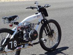Motor Cruiser, Motorised Bike, Motorbike Design, Motorized Bicycle, Survival Shelter, Motorbikes, Old Things, Joker, Felt