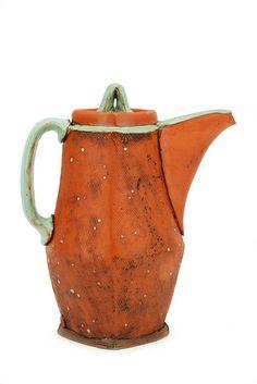 Marty Fielding - teapot