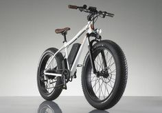 Roll over everything with the RadRover electric fat bike